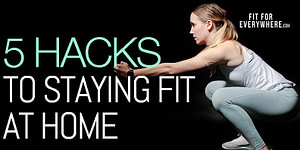 Stay Fit Home No Equipment