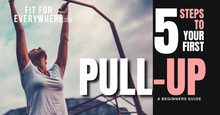 PULL-UP PROGRESSION BEGINNER