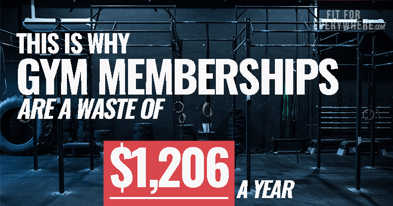 gym membership cost join workout home