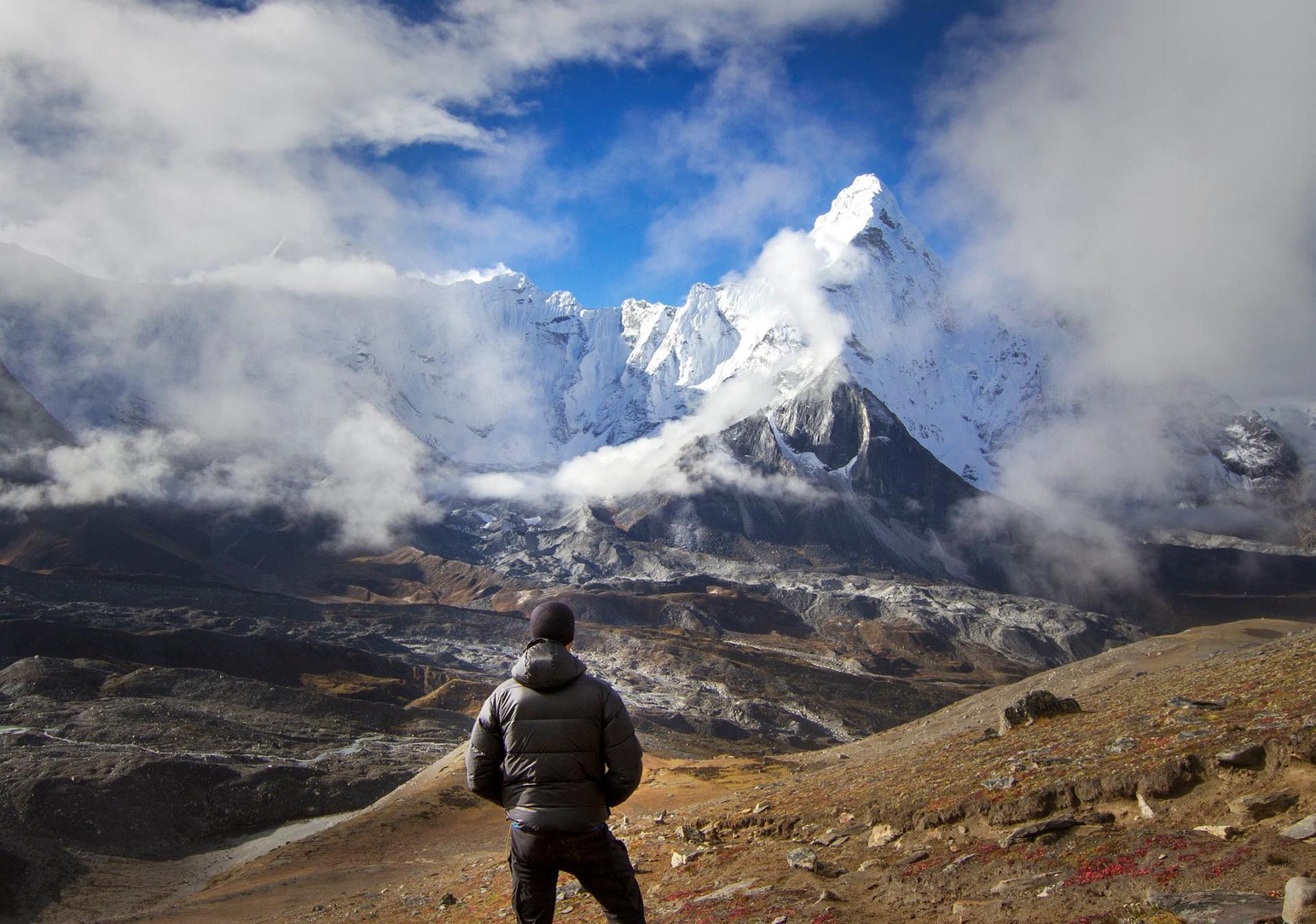 Trekking in Nepal Everest Region Travel Fitness