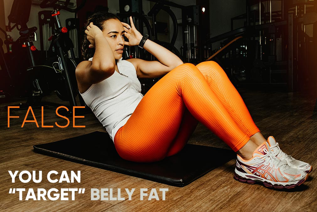 Belly Fat Lose FALSE target
