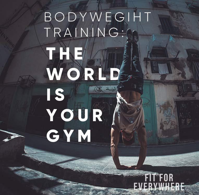 benefits bodyweight training
